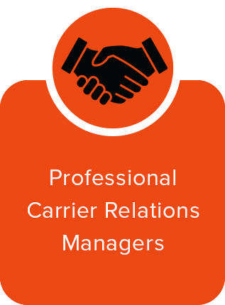 Professional Carrier Relations Managers