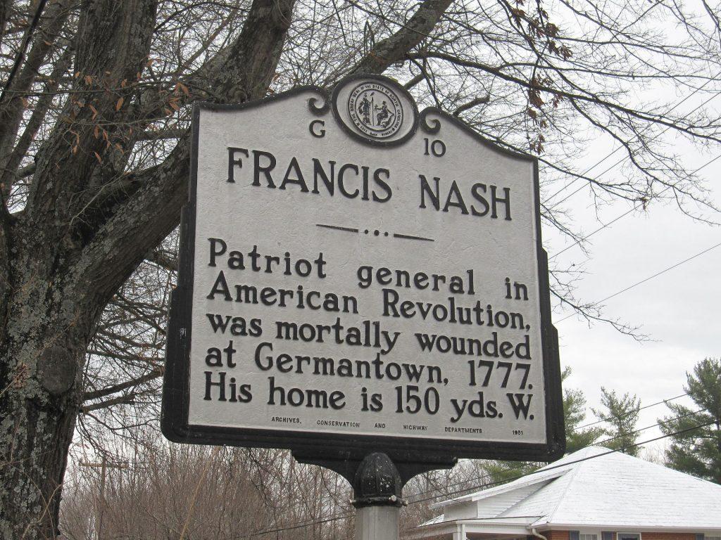 Francis Nash Home Nashville TN
