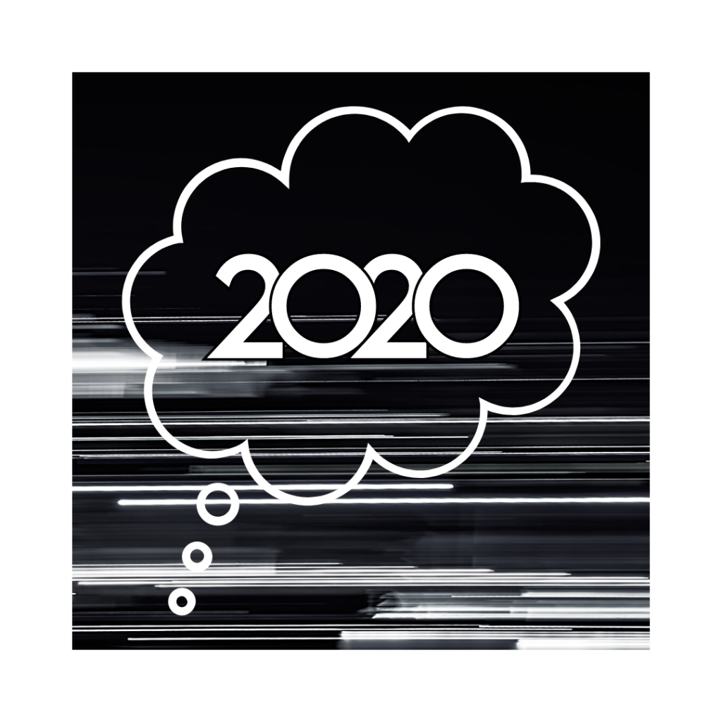 Reflections on 2020 thought bubble